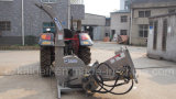 油圧Feed 150mm Chipper OneかTwo Brackets Tractor Wood Chipper