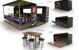 Contenitore espansibile isolato modulare prefabbricato per il negozio di Temperory