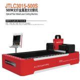 Cortadora del laser de la fibra para hacer publicidad de la tarjeta, arte, aparato médico