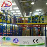 Estante del almacenaje del almacén del entresuelo del acero estructural