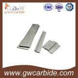 Tiras/barras/placas del carburo de tungsteno K20