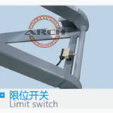 Scissor подъем в земном подъеме (AAE-MS130)