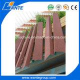 Wante gibt Dach-Fliese-Dach-Kupfer/Sand beschichtete Metalldach-Fliese an