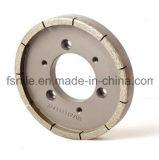 다이아몬드는 금속 접착시킨다 네모로 하를 바퀴 (300mm)의