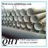 Tubo d'acciaio saldato a spirale a spirale del tubo SSAW per olio
