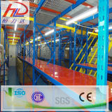 Cremalheira resistente padrão do armazenamento para o armazém