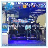 9dバーチャルリアリティのダイナミックな飛行シミュレータ2seat 4seat 7seatのマルチシートのハングのはえの映画館のシミュレーター9d 7D 5D 4Dの映画館のシミュレーター