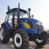 entraîneur d'agriculture de 120HP 4WD avec l'engine de 6-Cylider Yto