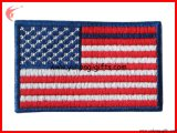 Stickerei Sew auf Flag Patches (YH-EB060)