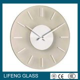 Glass Wall Clockのための緩和されたGlass