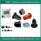 Buje modificado para requisitos particulares OEM del caucho de silicón para el amortiguador de choque