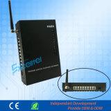 Intercambio telefónico de oficina FXS / FXO / PSTN / GSM Puerto PBX Ms108-GSM