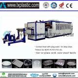 처분할 수 있는 플라스틱 뚜껑을%s 기계장치를 형성하는 진공과 압력