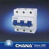 CB et capacité 125A MCB de RoHS 10ka