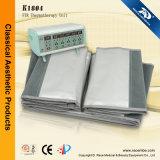 Máquina de calefacción de la belleza de Thermotherapy del abeto de cinco zonas (K1804)