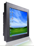 15 de '' PC N2800 Duo Core 1.86GB Rugged Panel com Touch Screen