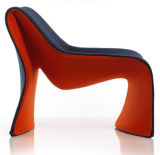 Cadeira do lazer da fibra de vidro do modelo o mais novo da forma de M para a HOME (FC-018)