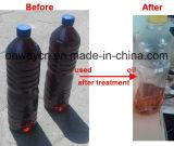 Высокое эффективное Agitated масло дистиллятора тонкой пленки рециркулируя машину