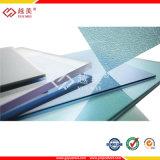 Feuille solide de polycarbonate pour le panneau de publicité