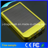 2600mAh Power Bank Solar USB Powerbank voor Smartphone