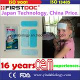 OEM de alta calidad Gel refrescante Patch 4 * 11cm para los niños