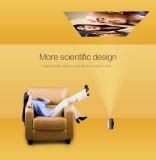 Mini proyector barato de las multimedias de 1500lumens GM50 LED 1080P