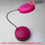 Lâmpada de leitura plástica flexível portátil da tabela do poder superior