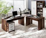 Meubles de bureau à extrémité élevé de bureau exécutif moderne populaire (SZ-ODT639)