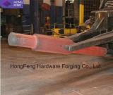 Eixo de aço forjado SAE4340 para a indústria das energias eólicas