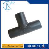Тройник полиэтилена высокой плотности равный сделанный в Китае