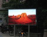 P10 im Freien RGB örtlich festgelegte LED-Bildschirmanzeige