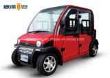 E車の長距離二重シート電気小型車モーター力3kw 60V 120ah