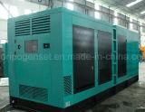 熱い販売の電源のGensetエンジンの無声タイプディーゼル発電機