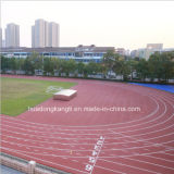 De geprefabriceerde Synthetische Bevloering van de Renbaan van Sporten, het Spoor van het Stadion