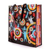 Os sacos não tecidos da Presente-Embalagem, com projetam e fazem sob medida