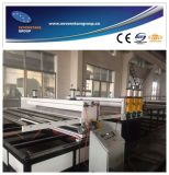 PC Hollow Sun Sheet Extruding Machine mit 10 Years Factory
