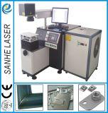 Máquina de soldadura do laser do varredor da fibra para a soldadura do metal