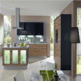 Aangepaste Moderne Hoog polijst Modulaire Keuken
