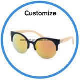 Gafas de sol de bambú polarizadas de madera