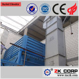 Zkでなされる441m2/H版の鎖のエレベーター