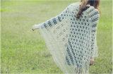 Шарф способа 2016 зим выдалбливает вне шарф повелительниц шарфа зимы надувательства шарфа горячий