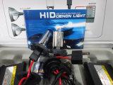 Lampe CACHÉE par H4hl de C.C 24V 55W avec le ballast mince