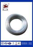 熱い浸された亜鉛上塗を施してある電流を通された鋼線の繊維