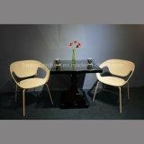 De moderne Houten Eettafel van de Vorm van de Stijl Vierkante (2151T)