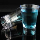 فنجان بلاستيكيّة فنجان صغيرة دائريّ مع غطاء أداة مائدة