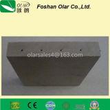 Placa do cimento da fibra com estrutura do fio de aço para dentro