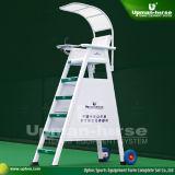 Silla del árbitro del tenis