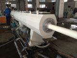 Pipe en plastique de tube isolant de PVC de qualité faisant la machine