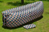 Saco de sono inflável rápido de acampamento ao ar livre da banana do lugar frequentado 2016