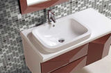 PVC moderno Wall Bathroom Vanity de Type con Mirror